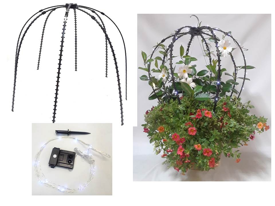 retail, wholesale, usa, trellis, solar, lights. LED